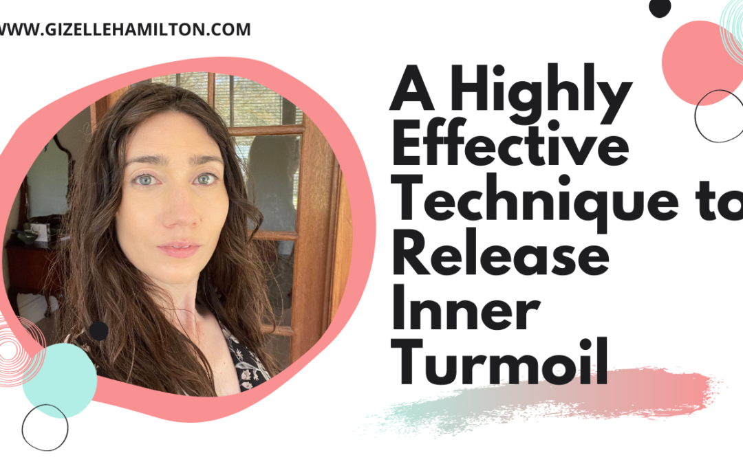A Highly Effective Technique to Release Inner Turmoil